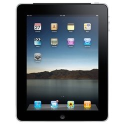 apple ipad 16gb wi-fi + 3g black