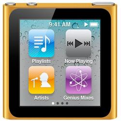 apple ipod nano 6 16gb orange