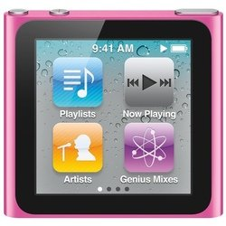 Apple iPod nano 6 16Gb Pink