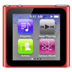 Apple iPod nano 6 16Gb Red