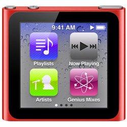Apple iPod nano 6 8Gb Red