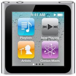 Apple iPod nano 6 8Gb Silver