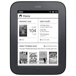 Barnes & Noble Nook Simple Touch :