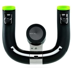 Microsoft беспроводной руль для Xbox 360 (2ZJ-00003) Wireless Speed Wheel + игра Forza 3 U (6RF-00014)