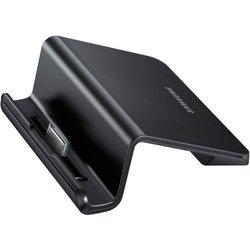 Подставка (док-станция) для Samsung Galaxy Note 10.1 и Tab 2 (EDD-D100BEGSTD) (черная)