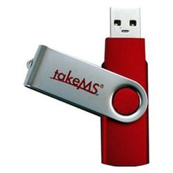 takems mem-drive mini rubber 16gb