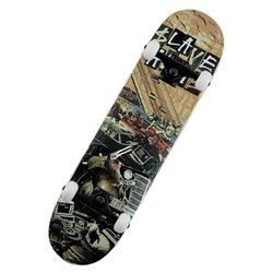 Slave Skateboards Allie City Dump 8.0