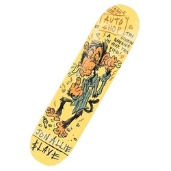 Slave Skateboards Jon Allie Grease Monkey 8.25