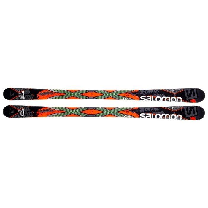 179cm 201516 Salomon X Drive 8.8 88 FS All Mtn Skis