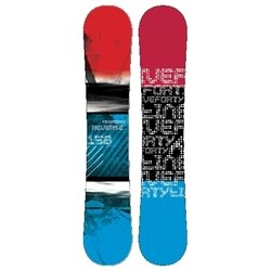 FiveForty Snowboards Reverse (14-15)