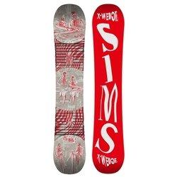SIMS X-Wedge Featuring E.B.T. (13-14)