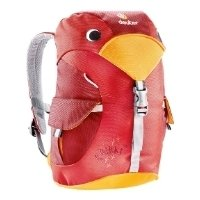deuter kikki 6 red/yellow (fire/cranberry)