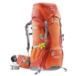 Deuter ACT Lite 35+10 SL red (papaya/lava)