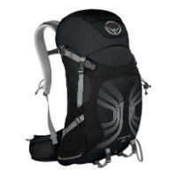 osprey stratos 26 black (anthracite black)