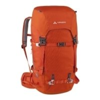 vaude challenger 35+10 orange