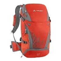vaude tracy 16 red (glowing red)