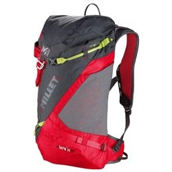 Millet Matrix 25 grey/red