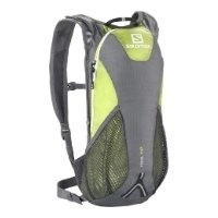 salomon trail 10 grey/green