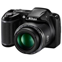 Nikon Coolpix L340 (черный)