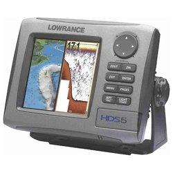 Lowrance HDS-5 50/200