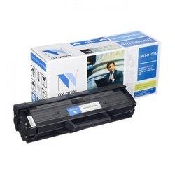 Картридж для Samsung ML-2160, ML-2165W, ML-2167, ML-2168, ML-2168W, SCX-3400, SCX-3405, SCX-3407 (NV-Print MLT-D101S) (черный)