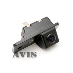 Штатная камера заднего вида для AUDI A3,A4(2001-2007),A6,A6 AVANT,A6 ALLROAD,A8,Q7 (Avis AVS312CPR (#002))