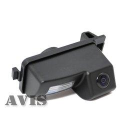 CMOS штатная камера заднего вида для NISSAN GT-R, TIIDA HATCHBACK, 350Z, INFINITI G35, G37 (Avis AVS312CPR (#062))