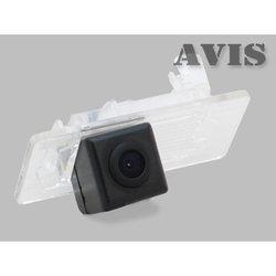 CMOS штатная камера заднего вида для SKODA SUPERB II (2013-...), VW GOLF V PLUS, GOLF VI PLUS, JETTA VI , PASSAT B7, PASSAT B7 VARIANT, POLO V SEDAN, SHARAN II, TOURAN (2011-...), TOUAREG II (Avis AVS312CPR (#134))