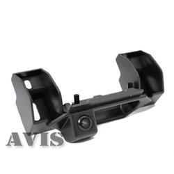 CMOS штатная камера заднего вида для SUZUKI SX4 (интегрированная с ручкой багажника) (Avis AVS312CPR (#084))