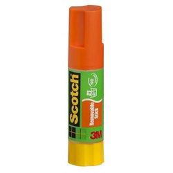 Клей-карандаш 3M 36307D Scotch допускающий переклеивание 7.5 гр (7000037760)