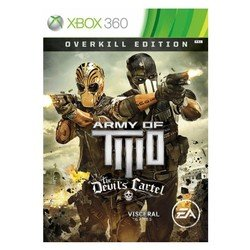 ���� ��� xbox360 microsoft army of two: the devil�s cartel. overkill edition ���������� ������