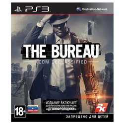 игра для ps3 sony the bureau: xcom declassified [ps3 русская документация]
