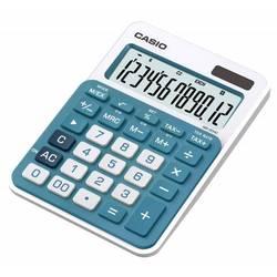 Калькулятор настольный Casio MS-20NC-BU-S-EC (голубой)