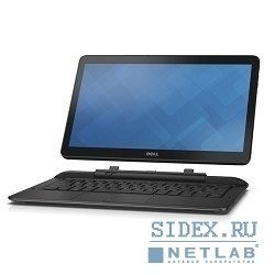"ноутбук dell latitude 7350 (7350-4392) core m 5y10, 4gb, ssd256gb, intel hd graphics 5300, 13.3"", touch, fhd (1920x1080), 3g, windows 8.1 professional 64, black, wifi, bt, cam"