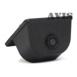 CCD штатная камера заднего вида для Jeep Compass (Avis AVS321CPR (#032))