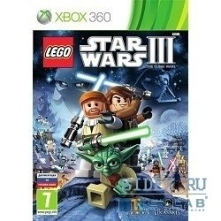 игры lego star wars iii: the clone wars (русская документация)