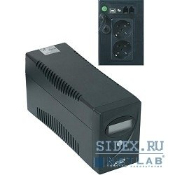 ИБП FSP Group Vesta 650 (PPF3600601) (черный)