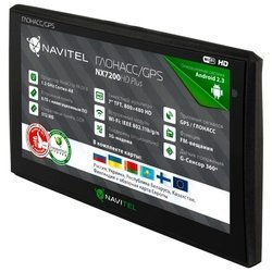 navitel nx7200hd plus - глонасс