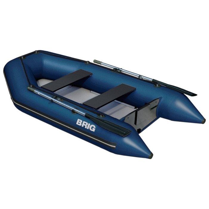 лодка надувная бриг характеристики