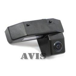 CCD штатная камера заднего вида для Mazda 6 (GH) Sedan (2007-2012) (Avis AVS321CPR (#047))