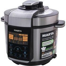 Marta MT-4309 (черно-серебристый)