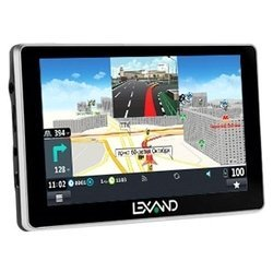 LEXAND SA5 (Navitel) (черный)