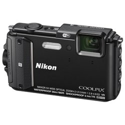 Nikon Coolpix AW130 (черный)