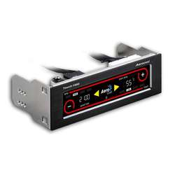 Контроллер вентиляторов Aerocool Touch 1000, 5.25 (EN55338)