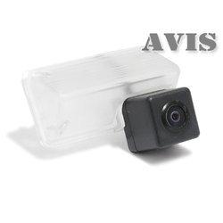 CCD штатная камера заднего вида для Toyota Camry VII (2012-...) (Avis AVS321CPR (#090))