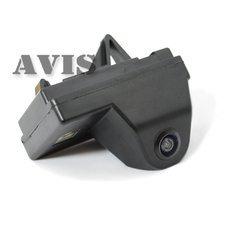 CCD штатная камера заднего вида для Toyota Land Cruiser 200, Lexus GX470, LX470 (Avis AVS321CPR (#095))
