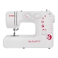 janome my excel 77