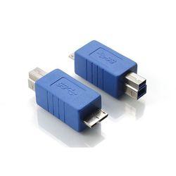 Переходник USB 3.0 - microUSB 3.0 (Greenconnect GC-U3BM2MBM)
