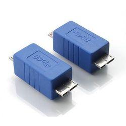 Адаптер USB 3.0 microUSB (m) - microUSB (m) (Greenconnect GC-U3BM2M)