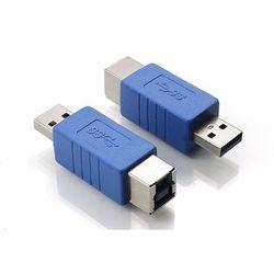 Адаптер USB 3.0 (m) - USB 3.0 (f) (Greenconnect GC-U3AM2BF)